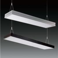 供应长青照明铝合金LED吊线灯支架