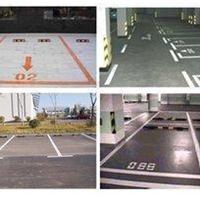 热熔标线施工、标线施工、交通标识标线