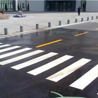 郑州道路热熔划线、车库划线、设施安装