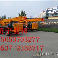 供应贵和自制7吨吊车价格白色/黄色 任选