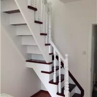 安徽步升楼梯厂,专业制作木楼梯木扶手各种成品楼梯招商