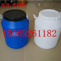 供应50公斤圆形大口塑料桶厂家