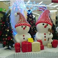 成都润嘉茂专业圣诞节营造玻钢雕塑制作公司
