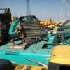 上海宝文二手挖掘机市场