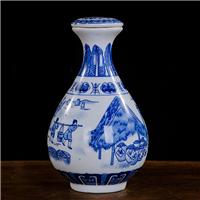 供应1斤陶瓷酒瓶,青花瓷酒瓶