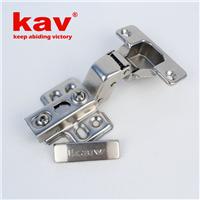 二段力液压阻尼铰链固定装