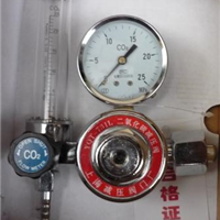 上海繁瑞二氧化碳压力表YQT-731减压阀YQT