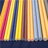 供应合肥玻璃钢拉挤型材环氧圆棒|玻璃钢管