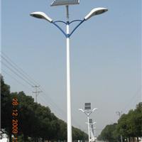 供应丹东6米25W太阳能路灯新农村建设用