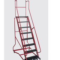 供应铝合金工作梯凳