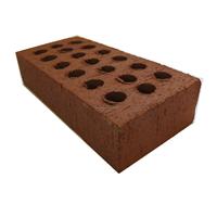 供应清水墙砖 红色清水墙砖 页岩多孔砖
