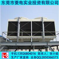 供应200吨逆流式方形玻璃钢冷却水塔生产