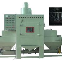 供应铝合金框架专用喷砂机