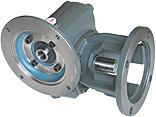 供应吹袋机装用成大蜗齿轮减速机