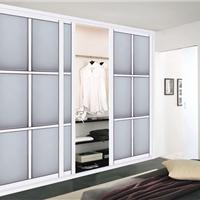 柯瑞尼定制家具 后现代风十字框衣柜 可定制
