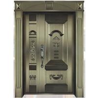 供应进口铜门