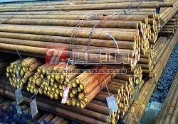 供应9SiCr棒材切割零售9SiCr合金工具钢