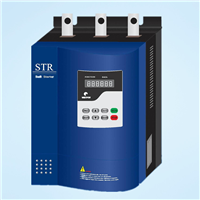 320kW西安西普电机软启动器STR320B-3