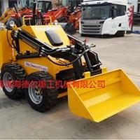 小型滑移环保清理淤泥机器