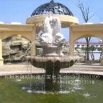 水景喷泉,石雕喷泉,惠安石雕
