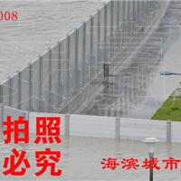 供应便携式钢铁防汛板