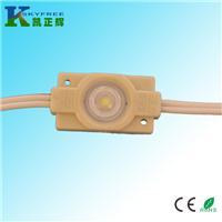 供应0.6W2835透镜注塑模组