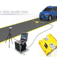 移动式-车底安全检查系统ZA-UVSS-I
