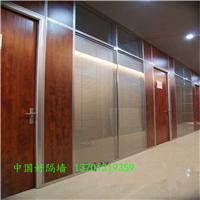 优质环保办公隔断墙玻璃隔断墙