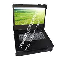 供应双PCI扩展槽工业便携机工控电脑机箱
