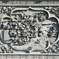 供应砖雕/砖雕浮雕/仿古砖雕挂板