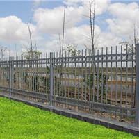 围墙护栏锌钢栏杆室外栅栏YX-1