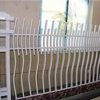供应围墙护栏锌钢栏杆别墅栅栏HX-9