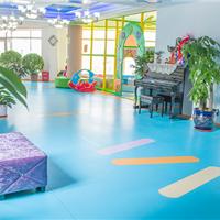 供应天津商用地板_塑胶商用地板