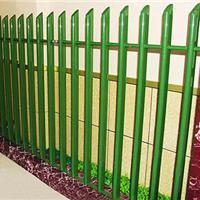 供应围墙栏杆锌钢护栏室外栅栏HX-7