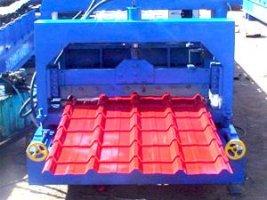 供应840型琉璃瓦压瓦机
