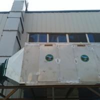 合肥不锈钢有机挥发物系统活性炭吸附设备