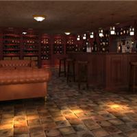 供应欧式实木酒窖