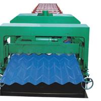 760型河北彩钢瓦设备厂家泊头压瓦机质量