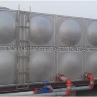 供应龙山不锈钢水箱/消防水箱/生活水箱