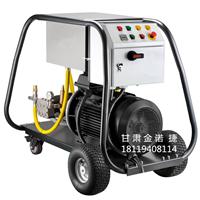 供应青海预热器工业高压水清洗机