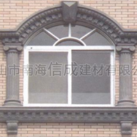 grc外墙窗套,水泥构件,欧式窗套风格