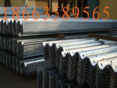 山东国省道公路波形护栏板生产厂家送到价!
