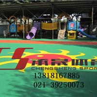 连云港幼儿园塑胶地坪铺设承建