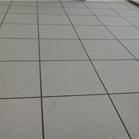 供应抗静电活动地板 全钢机房架空地板