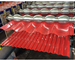 供应828/850型双层琉璃瓦压瓦机