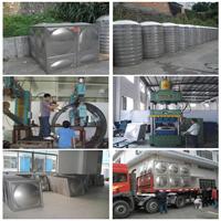 供应广东维凯牌组合式不锈钢水箱、不锈钢消防水箱