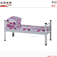 单层铁床连盈家具的生产商销量都遥遥领先