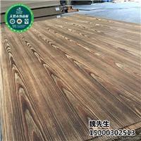 松木炭化板饰面板包梁板火烧板碳化板饰面板