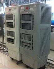 供应电子厂专用湿膜柜机加湿器懿凌厂家价格