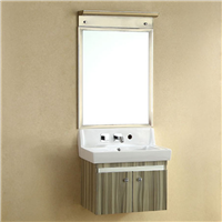 供应 不锈钢浴室柜 生产厂家 505